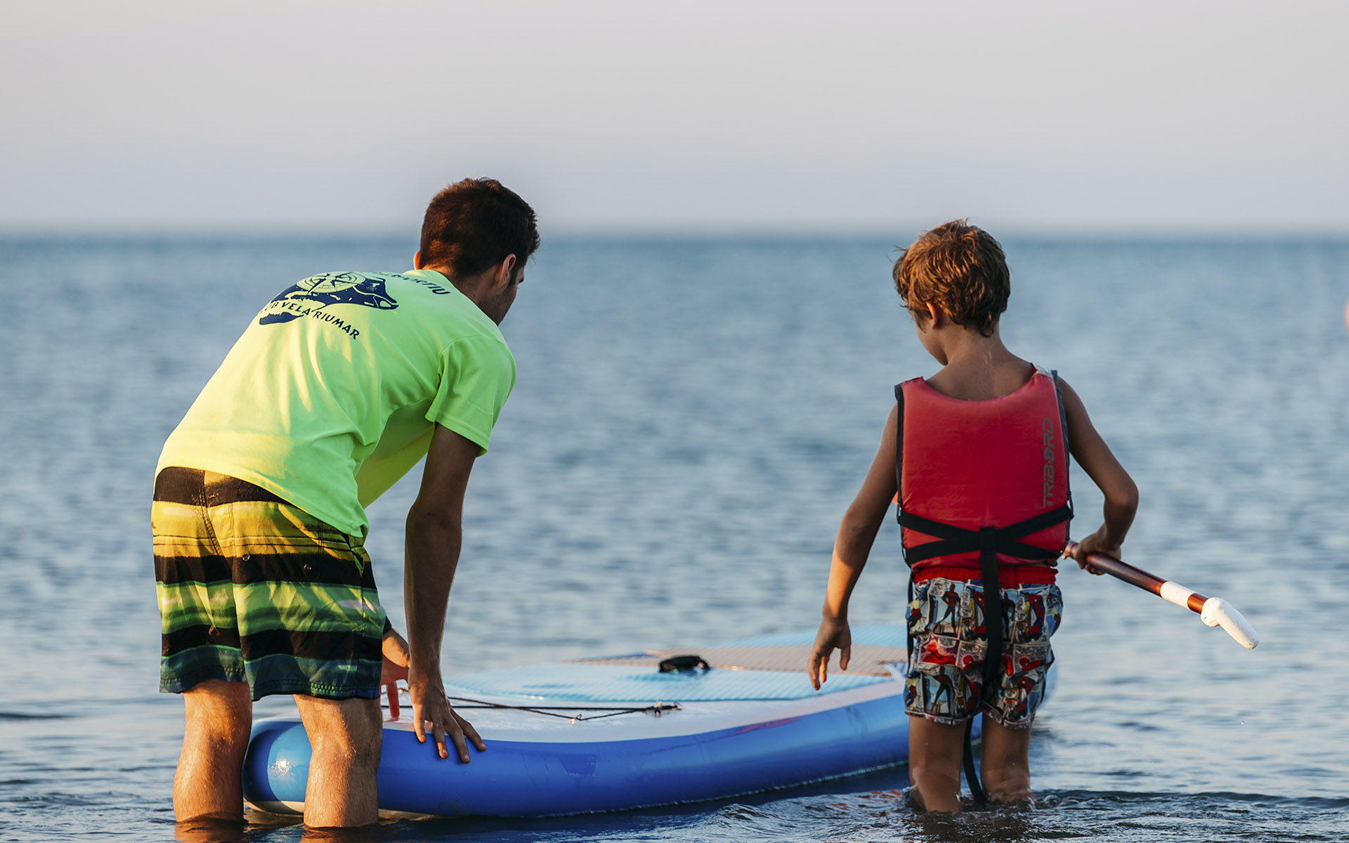 Mirar Miró, mirar el mar