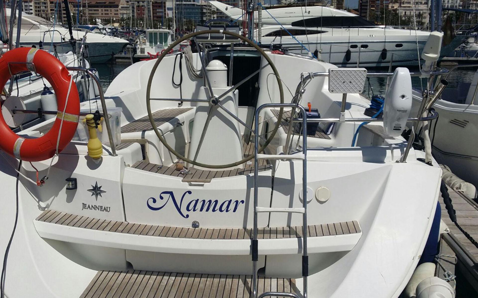 Jeanneau Sun Odyssey 36i (Namar)