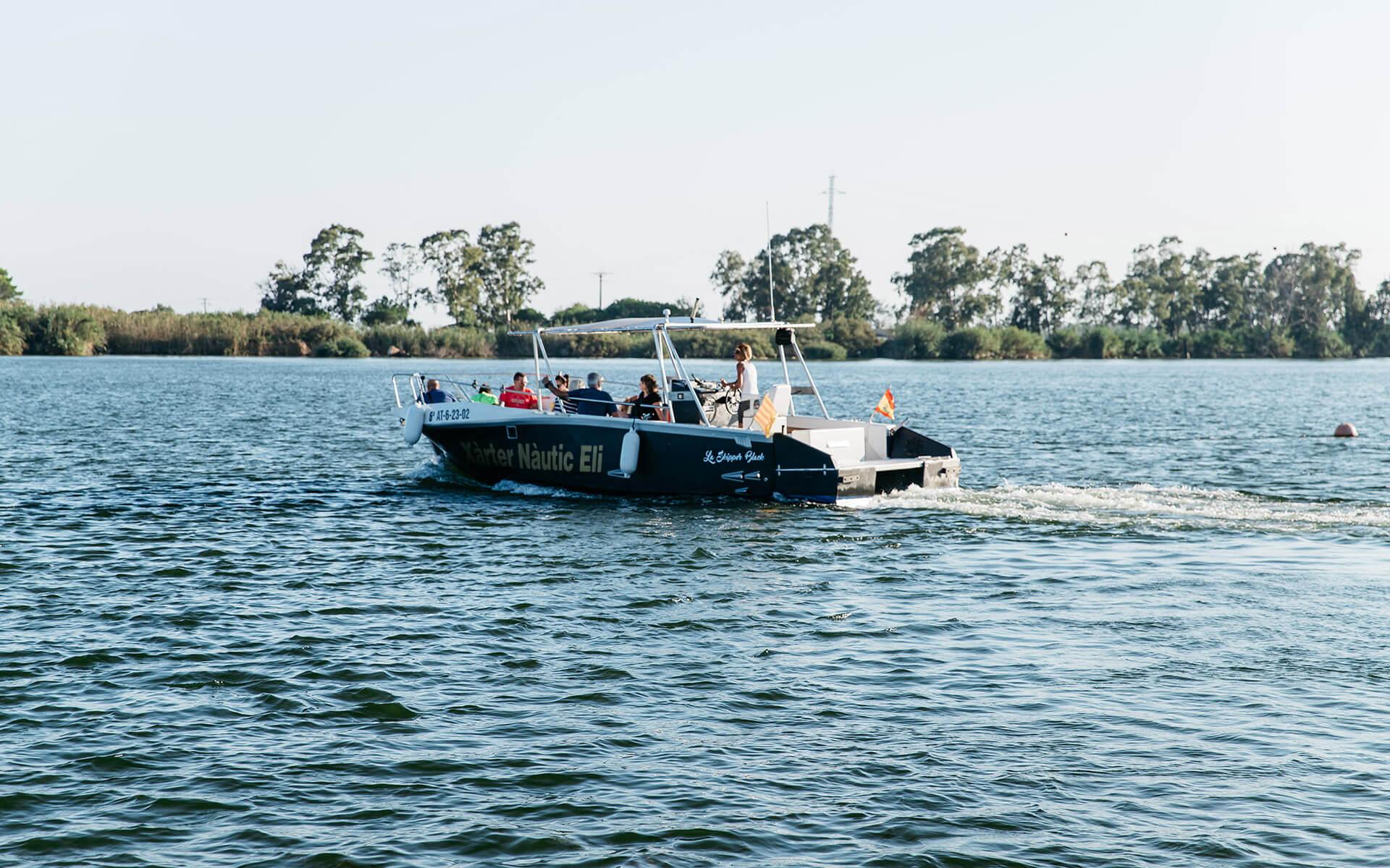 El embrujo del Delta: Explorar el Ebro en lancha