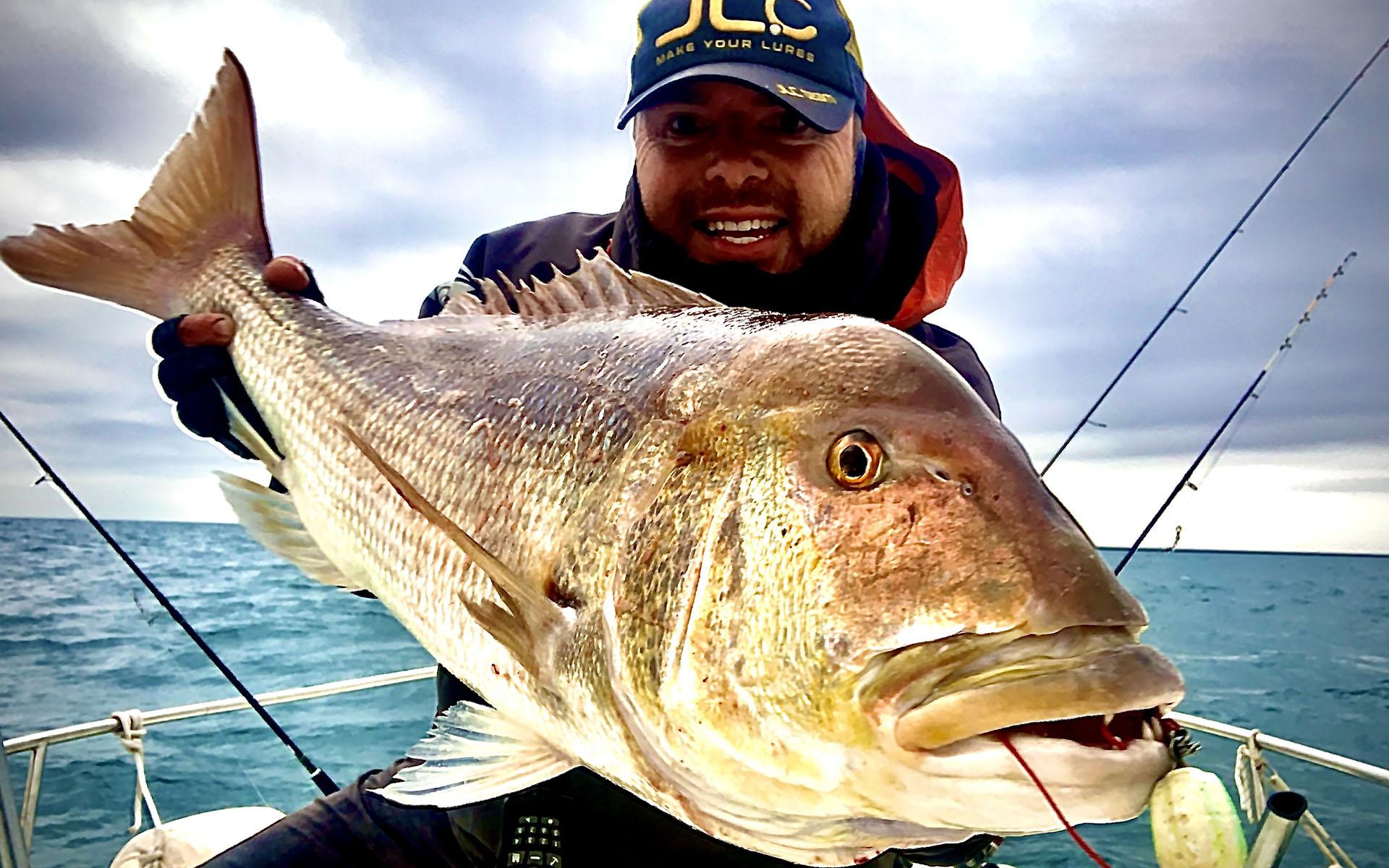Pesca en Salou (barco en exclusiva)