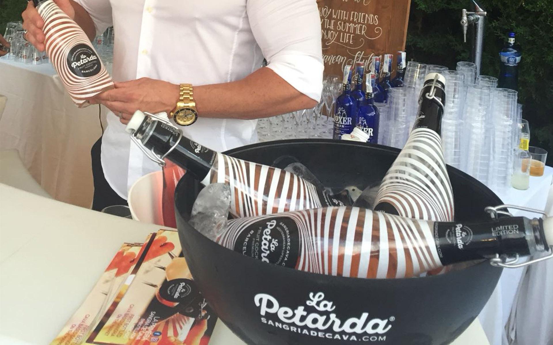 Excursión en Catamarán especial Feria del Vino de Cambrils