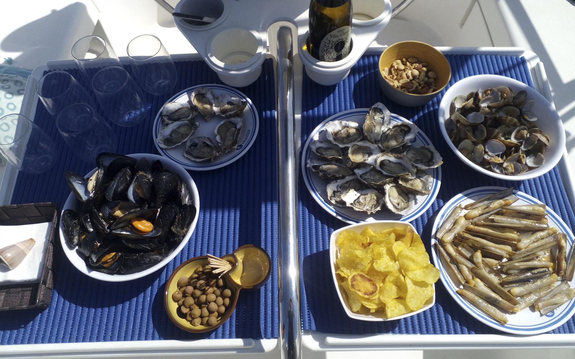 Salida de 4 horas en velero por el Delta del Ebro
